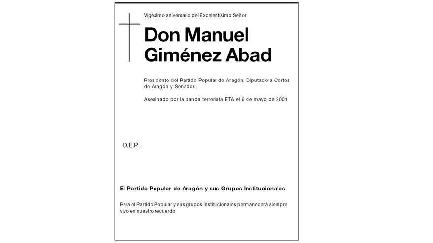 Manuel Giménez Abad