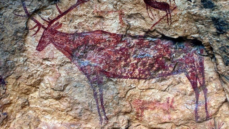 Arte rupestre: pasaporte al futuro