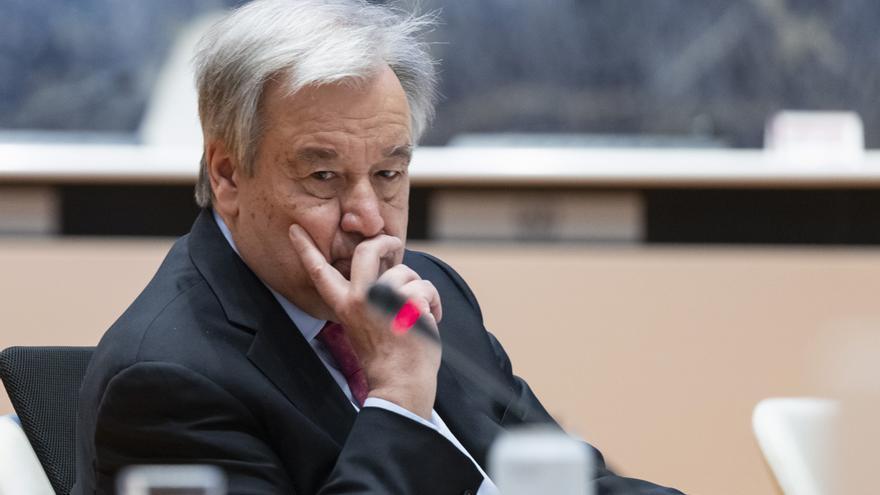 Guterres condena el asesinato de los dos periodistas españoles en Burkina Faso