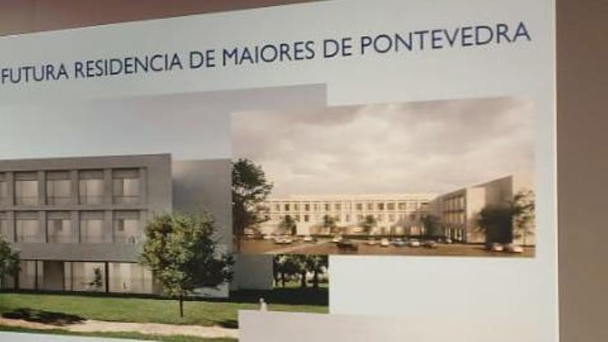 La residencia de mayores de Pontevedra podrá iniciarse el próximo año