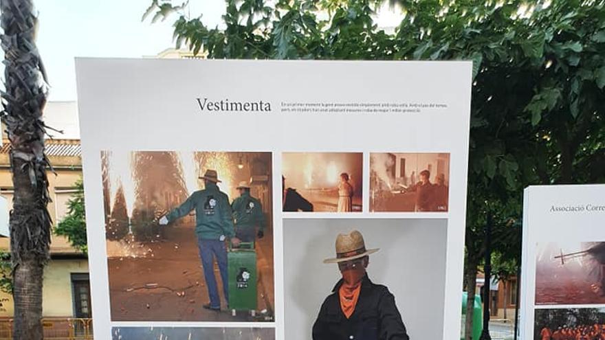 Exposición 5 de agosto de un pueblo. Historia gráfica entorno a la Baixà