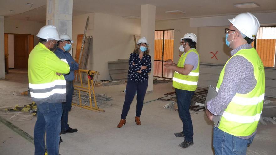 Valsequillo contará con un edificio polivalente en el Casco del municipio