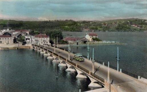 Pontevedra en el recuerdo | Los puentes que nos llevan al otro lado del río