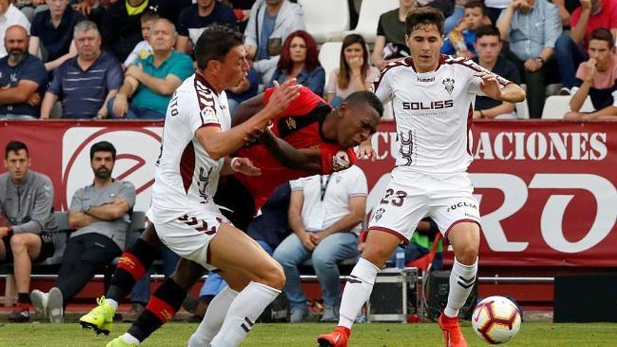 LaLiga 123: Los goles del Albacete - Mallorca (1-0)