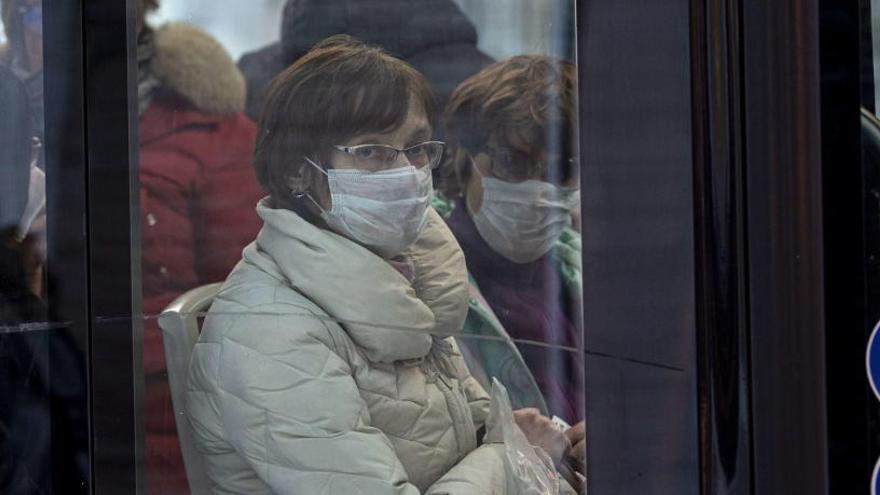 Muere un hombre de 82 años con coronavirus en Vizcaya, el segundo en España
