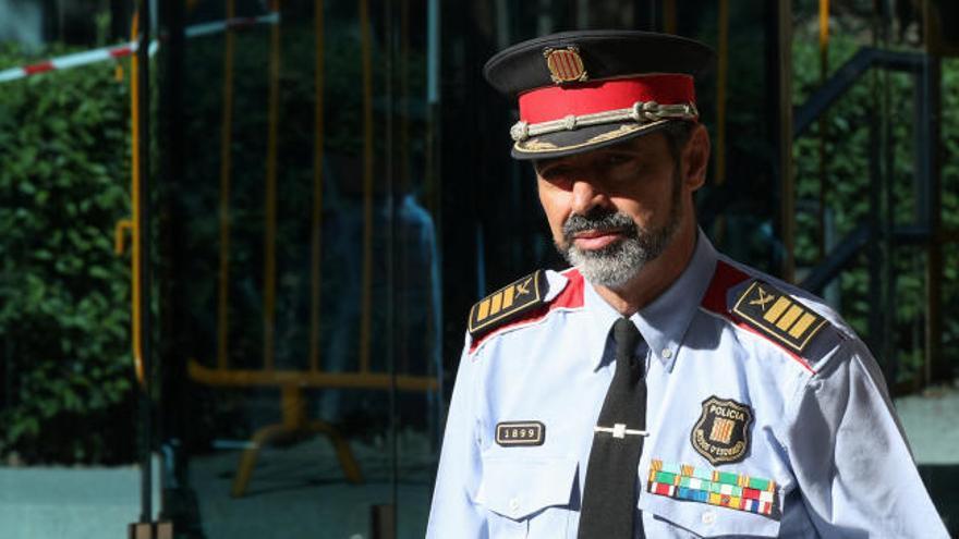 Lamela envía a juicio a Trapero por sedición