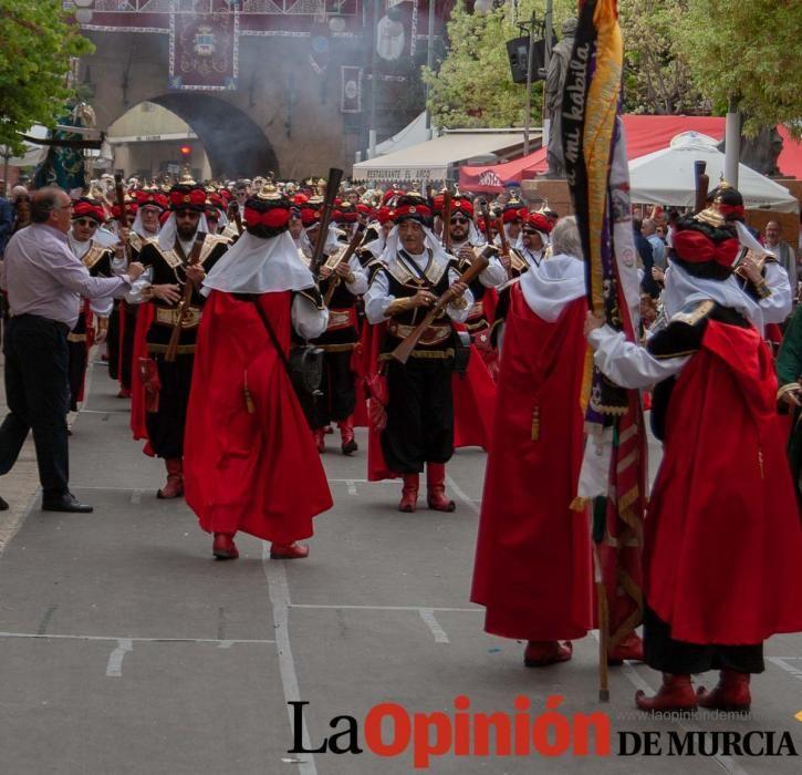 Desfile día 3: salida de El Salvador (Bando Moro)