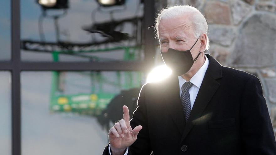 Biden incluye entre su primeras medidas el regreso a la OMS y al Acuerdo de París