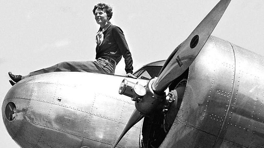 Amelia Earhart: El cielo como utopía