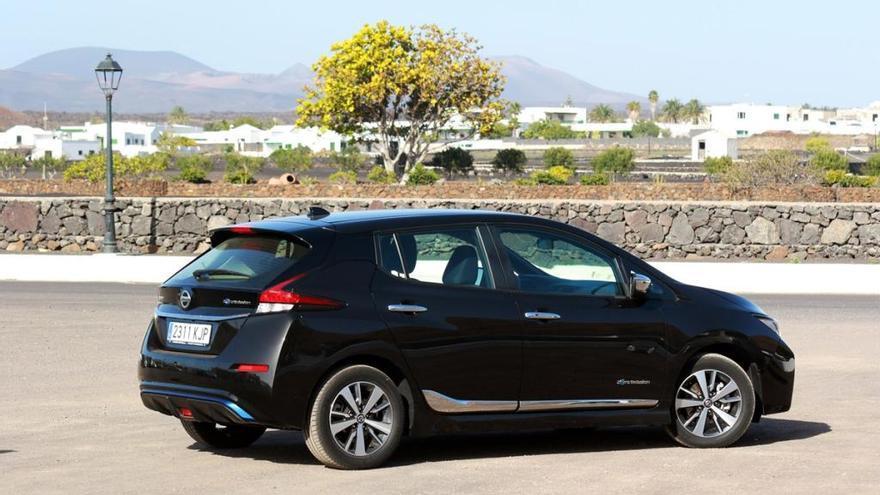 Recorregut per Lanzarote al volant del Nissan Leaf