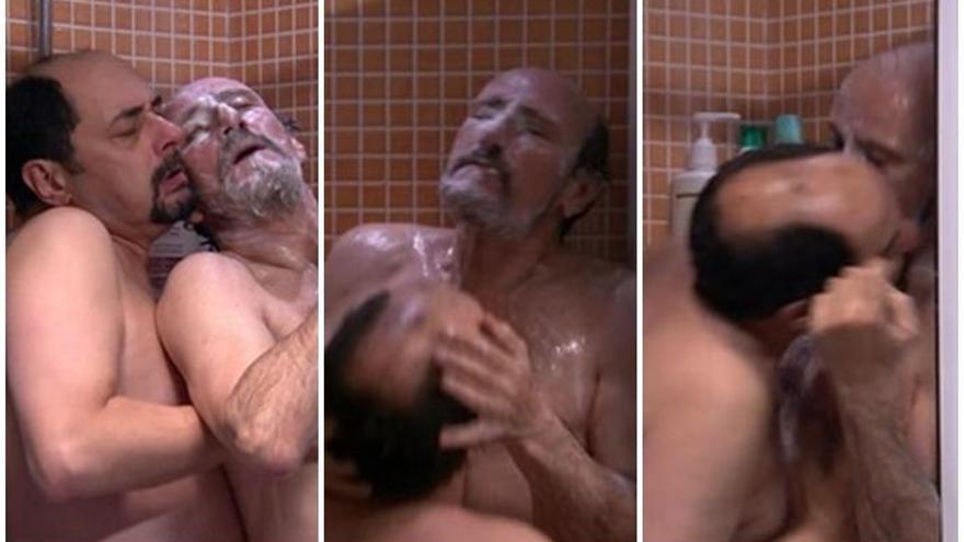 'La que se avecina': Así fue la escena gay entre Enrique y Recio