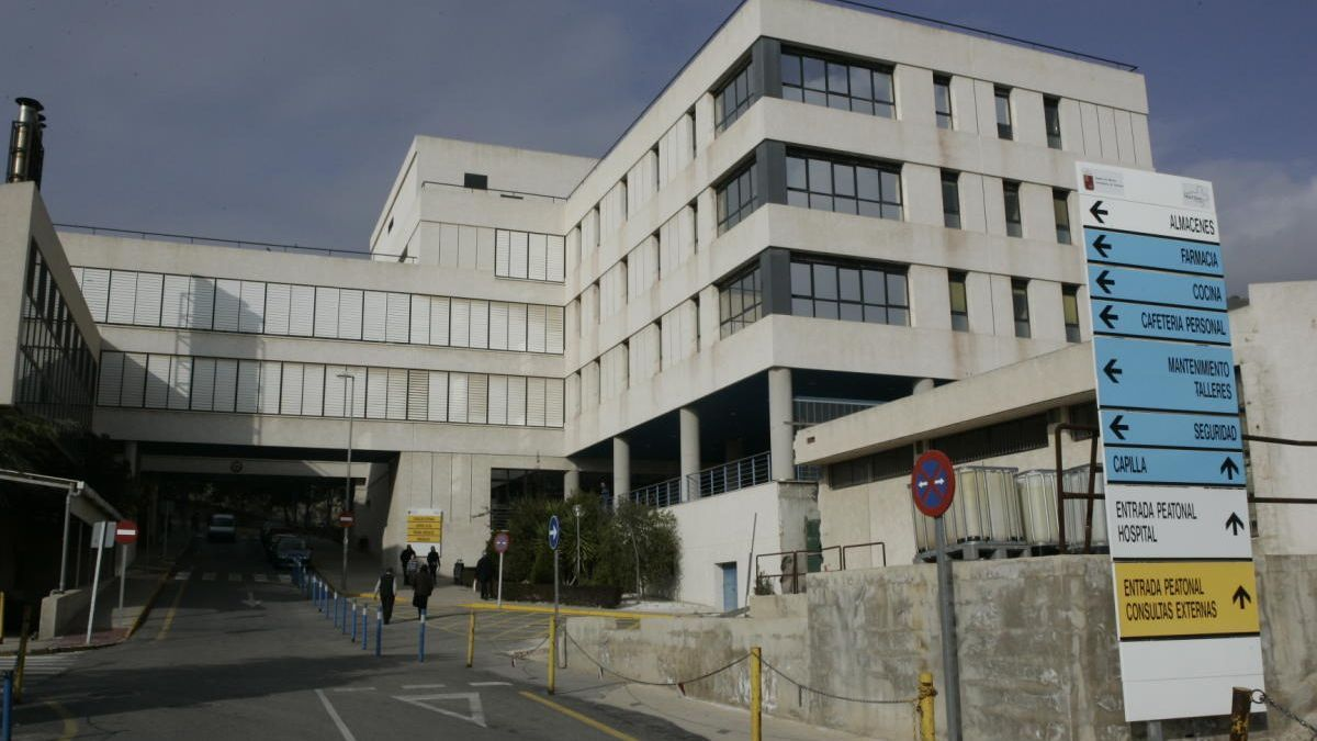 Hospital Rafael Méndez de Lorca.