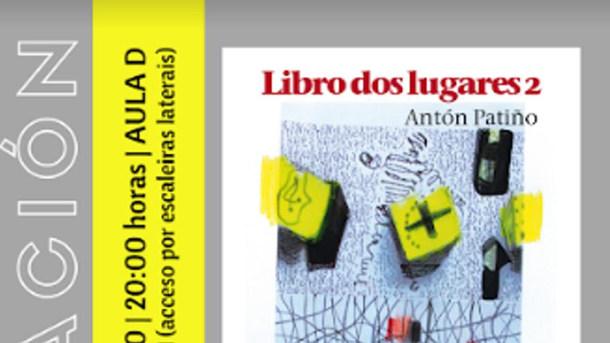 Antón Patiño- Libro dos lugares 2