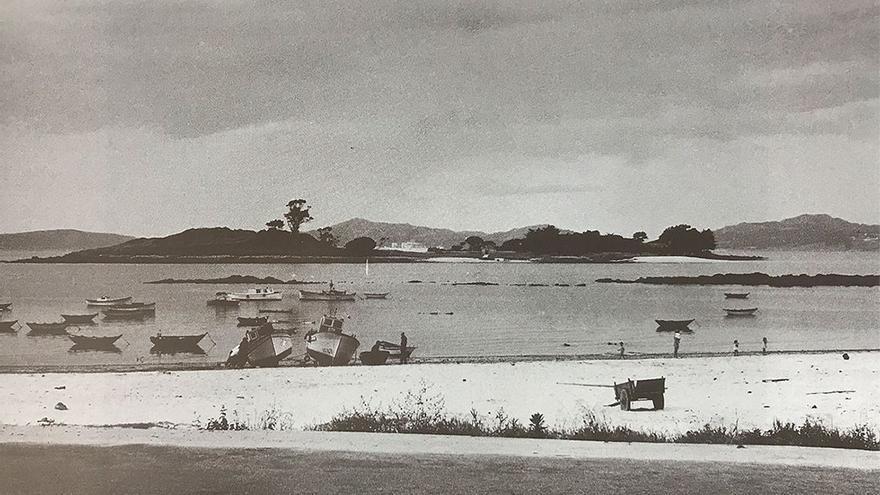 De la Toralla salvaje y deshabitada a la isla privada más exclusiva de Vigo