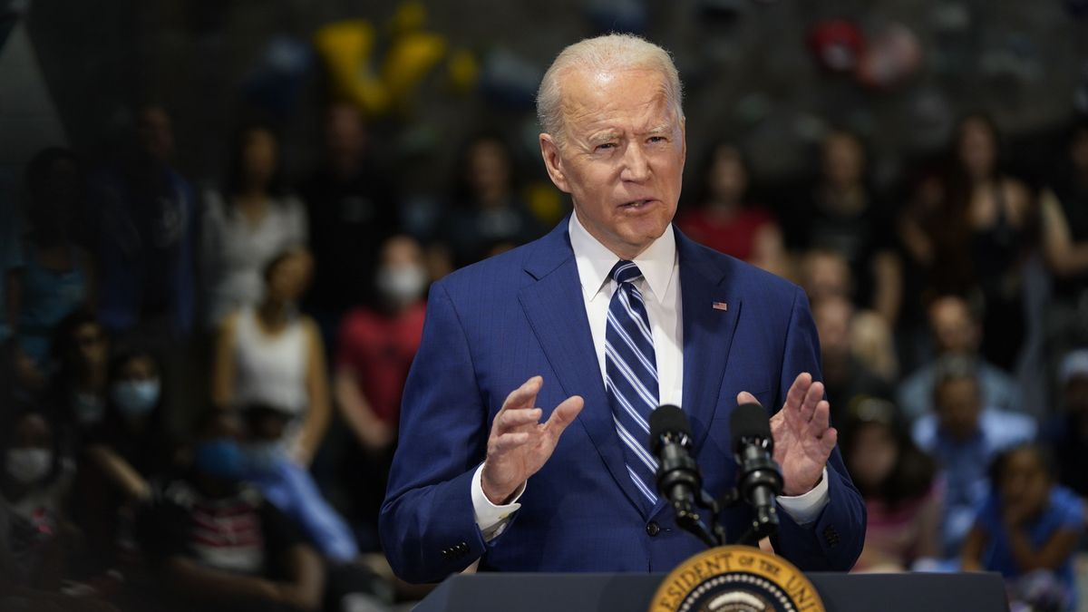El presidente de EEUU, Joe Biden.