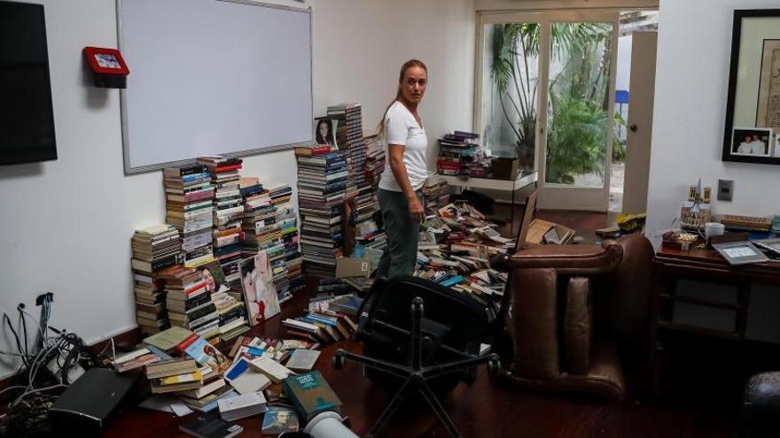 Asaltan y roban en la casa de Leopoldo López