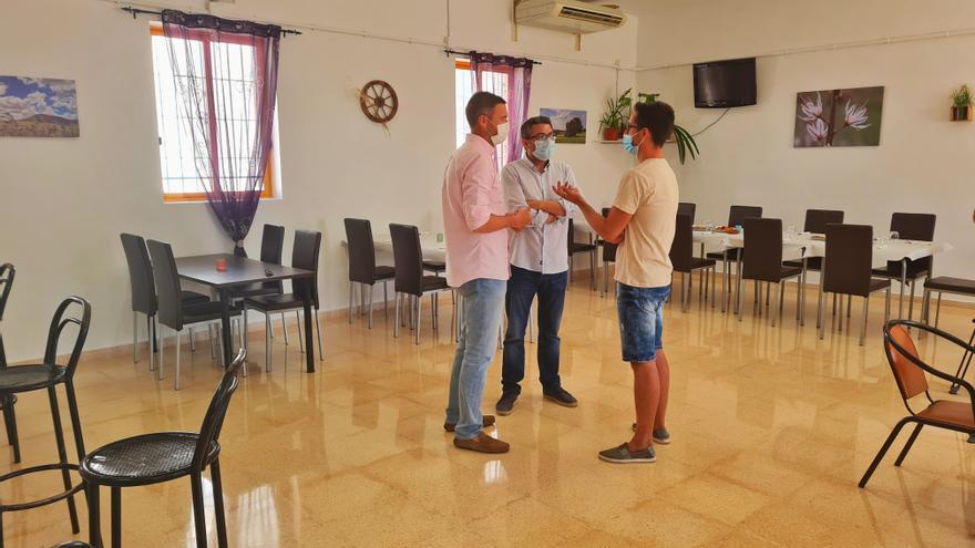 El Centro Social de El Moralejo en Caravaca abre sus puertas