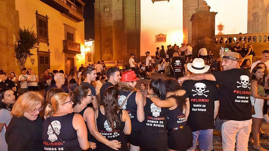 La condena del Carnaval de Día es la tercera contra las fiestas en Vegueta