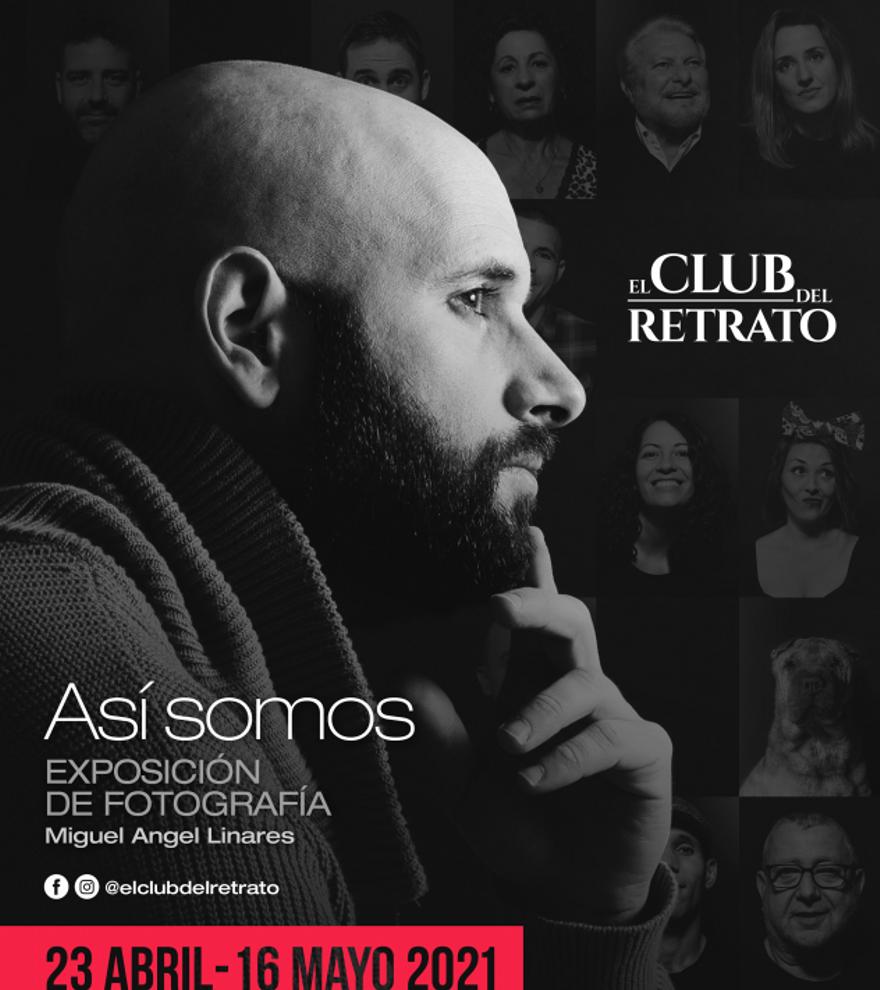 Exposición fotográfica 'El club del retrato'
