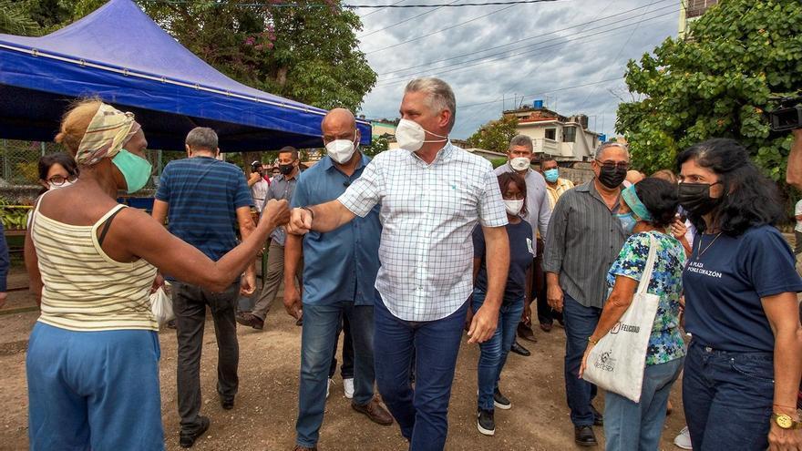 Díaz-Canel advierte a la disidencia cubana que no tolerará la manifestación del 15N