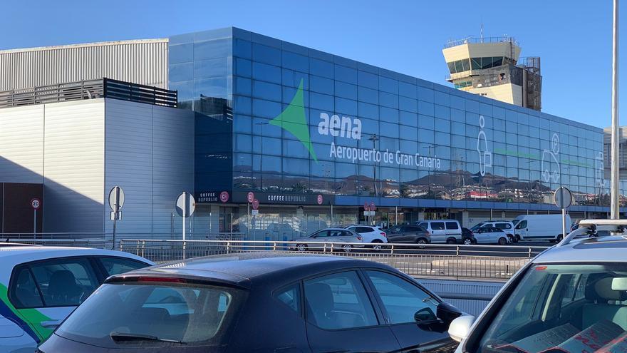 El aeropuerto de Gran Canaria estrena una plataforma para guiar al pasajero en el interior del recinto