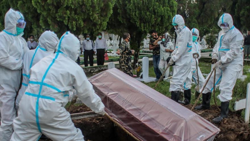 Dos millones de muertos por coronavirus en el mundo