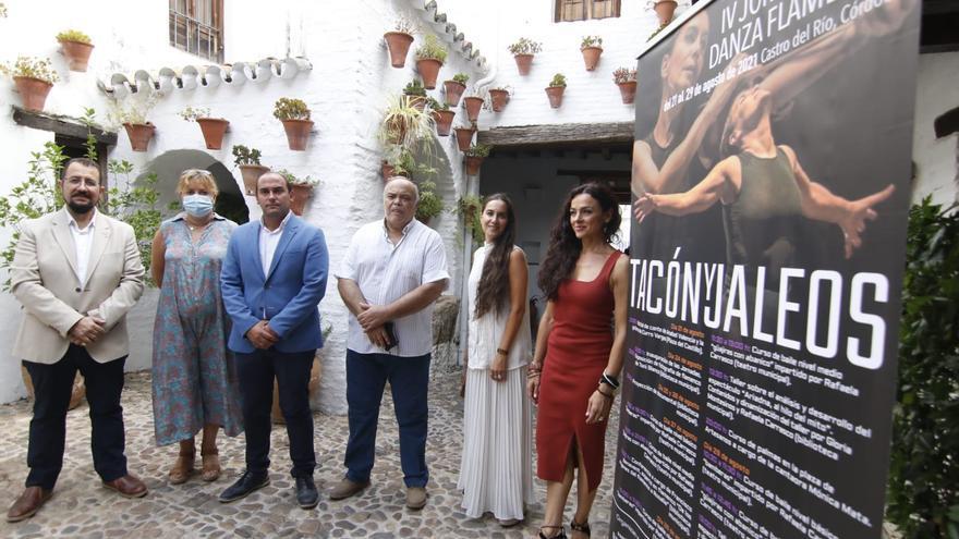 La danza flamenca se apodera de Castro del Río