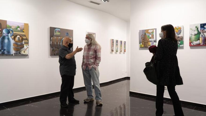 Nueva exposición de pintura en Espacio 36