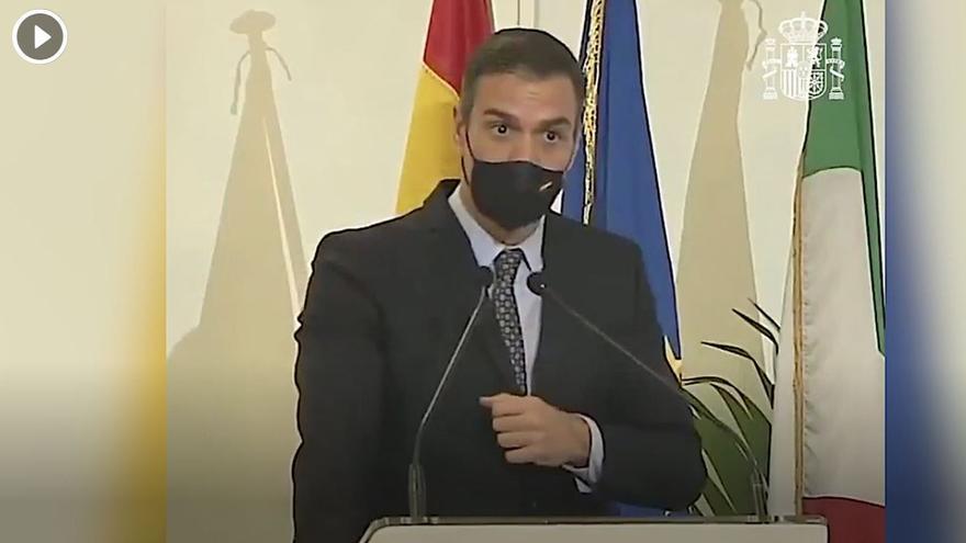 Estas fueron las frases clave de Pedro Sánchez en la Cumbre Hispano-Italiana en Mallorca