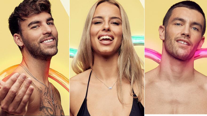 'Love Island España': así son los 10 concursantes del 'reality show' de Neox