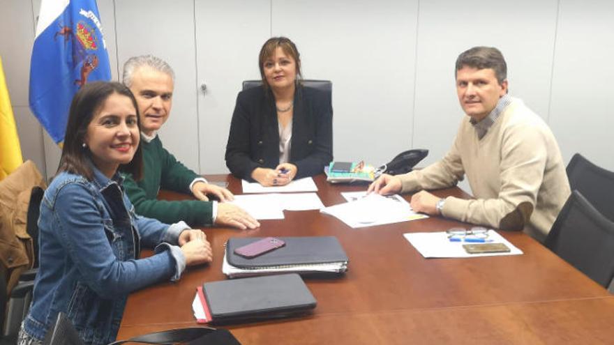 Teror solicita al Gobierno de Canarias la construcción de viviendas sociales