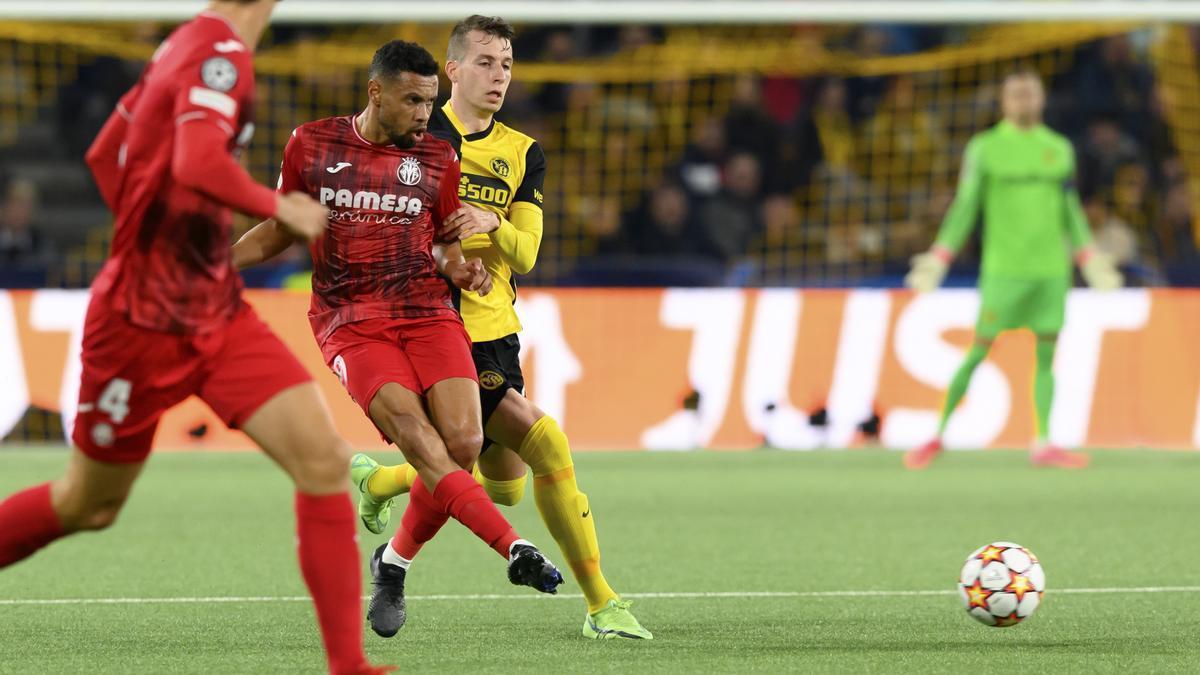 Champions League: Young Boys - Villarreal