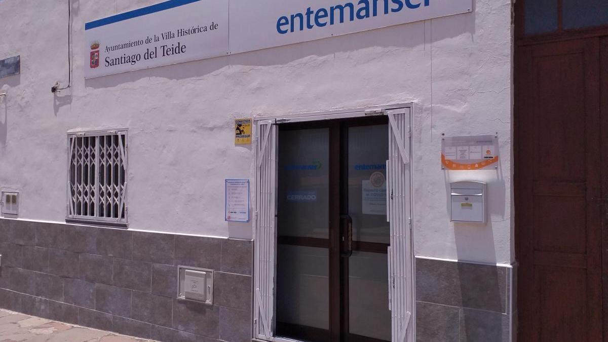 Aqualia reabre su oficina de atención al cliente de Santiago del Teide