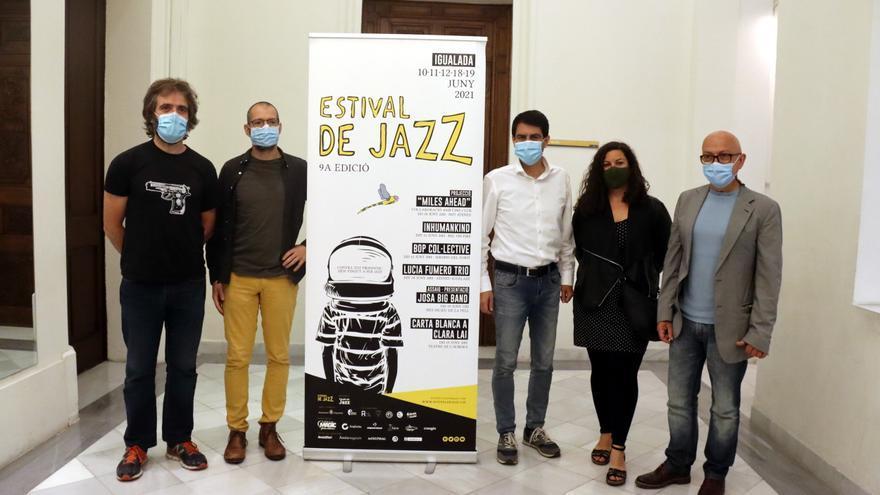 La 9a edició de l'Estival de Jazz donarà carta blanca a la pianista Clara Lai per crear un projecte propi