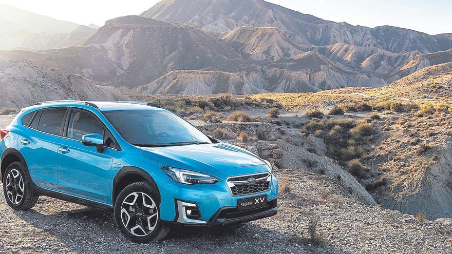 Subaru, una marca premium dentro del Grupo M. Gallego
