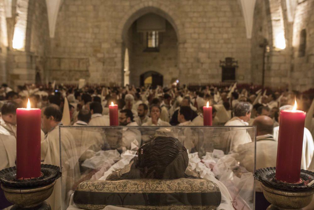 Procesión de Jesús Yacente