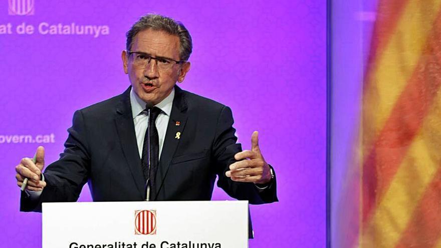 El Govern canvia de criteri i Giró participarà al Consell de Política Fiscal