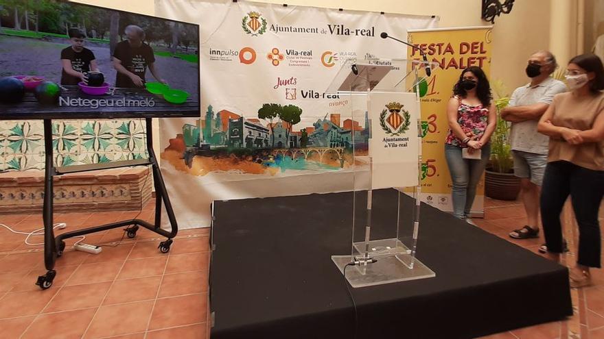 Vila-real lanza un tutorial para aprender a crear un 'fanalet'