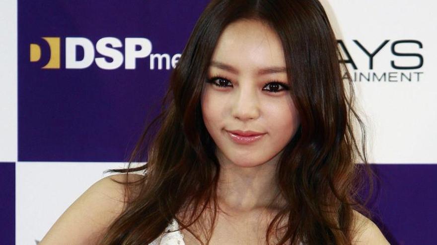 La cantante de K-Pop Goo Hara muere a los 28 años
