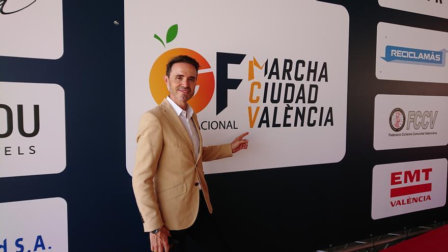 """Samuel Sánchez: """"València es un auténtico paraíso para ir en bicicleta"""""""