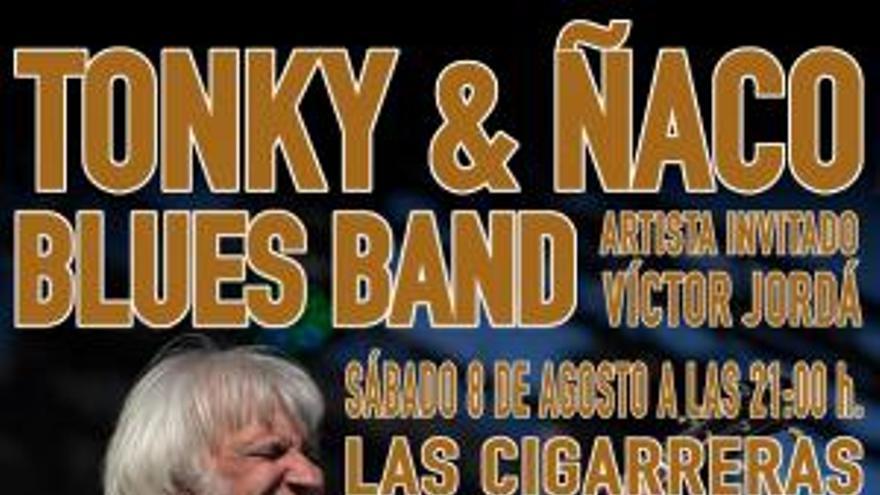 Tonky & Ñaco Blues Band