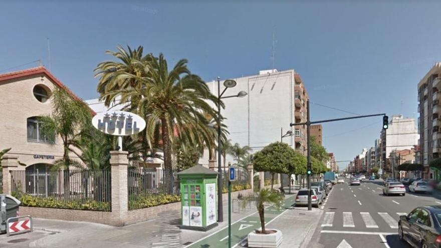La ONCE reparte 280.000 euros en la avenida del Puerto de València