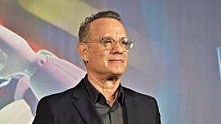 Tom Hanks: «Tots volem creure que les joguines cobren vida»