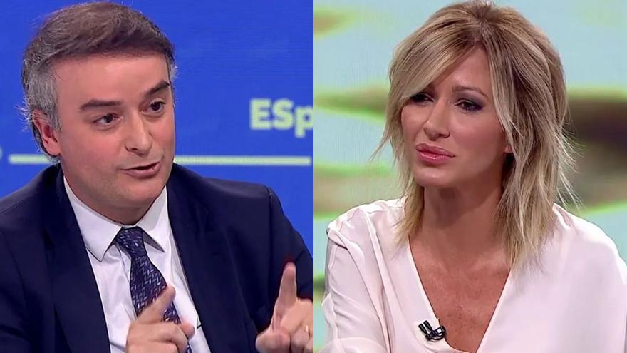 Iván Redondo dispara contra el PSOE en una entrevista con Susanna Griso