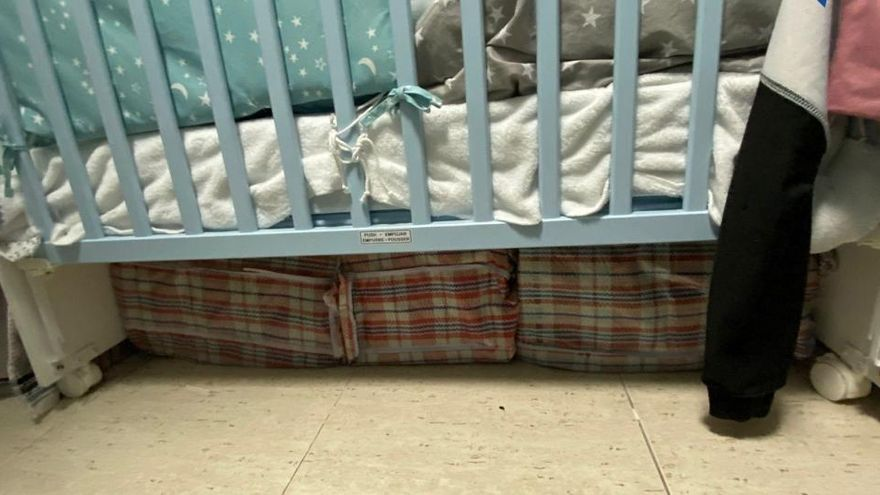 Cae el jefe de una banda que escondía 187 kilos de hachís bajo la cuna de su bebé