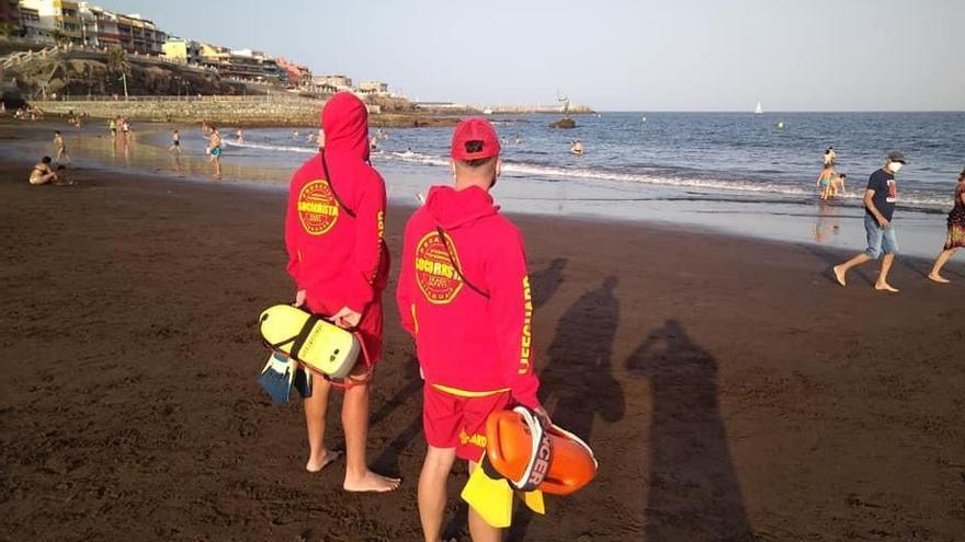 Playas refuerza el servicio de vigilancia y socorrismo durante la Semana Santa