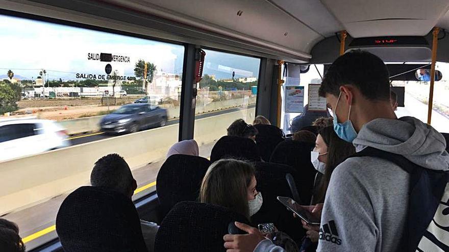 El transporte en bus, en el punto de mira