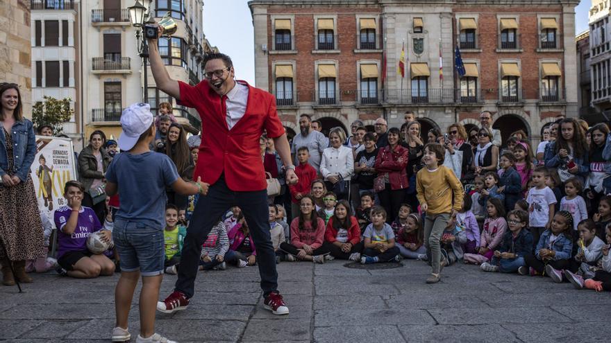 XXVII Jornadas Internacionales de Magia en Zamora: consulta el programa completo