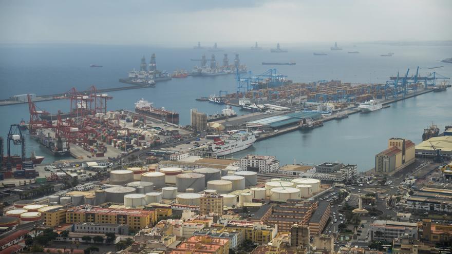 El Puerto aborda  la ampliación de las instalaciones logísticas de Grupamar