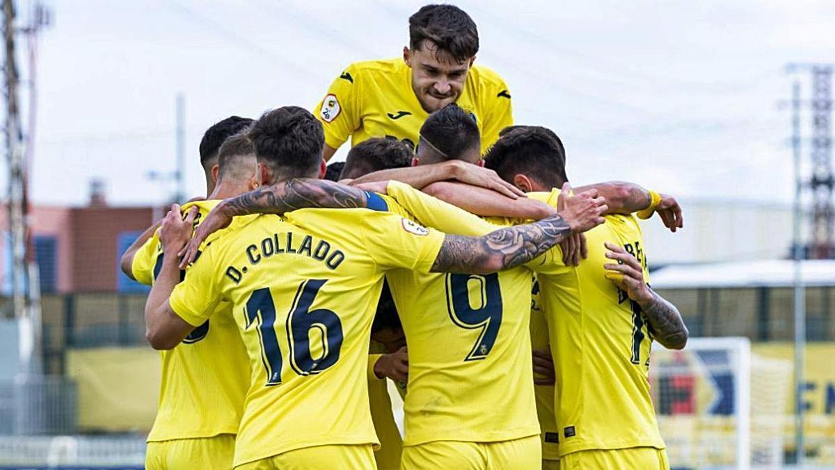 33 Los jugadores del filial amarillo buscan hoy un triunfo para despedir la temporada de la mejor manera posible.   VILLARREAL CF
